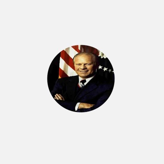 President Gerald Ford Mini Button