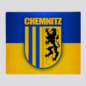 Chemnitz Throw Blanket