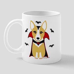 Count Corgi - Vampire Mug