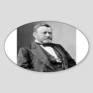 President Ulysses S Grant Sticker