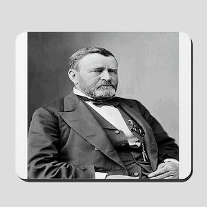 President Ulysses S Grant Mousepad