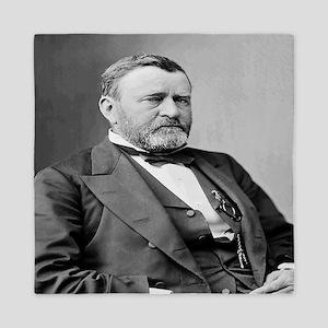 President Ulysses S Grant Queen Duvet