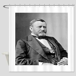 President Ulysses S Grant Shower Curtain