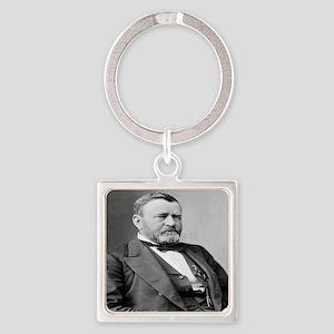 President Ulysses S Grant Keychains