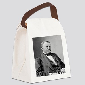 President Ulysses S Grant Canvas Lunch Bag