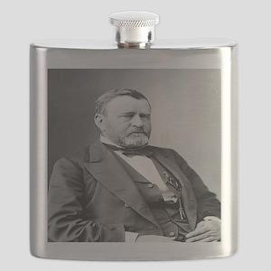 President Ulysses S Grant Flask