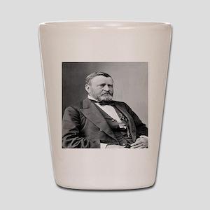 President Ulysses S Grant Shot Glass