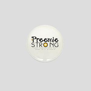 Preemie Strong Mini Button