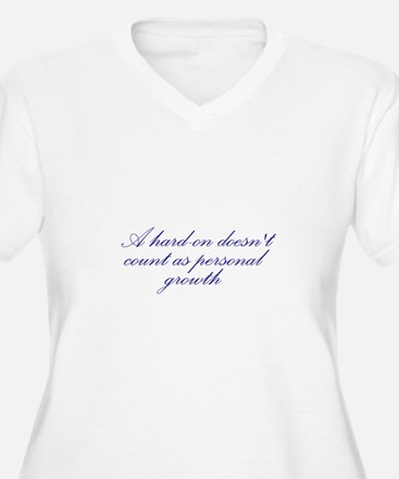 Hard-on not Personal Growth T-Shirt