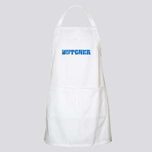 Butcher Blue Bold Design Light Apron