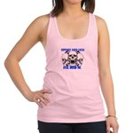 Support Your Local Evil Dead Mc Racerback Tank Top