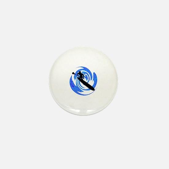 Cool Seychelles Mini Button