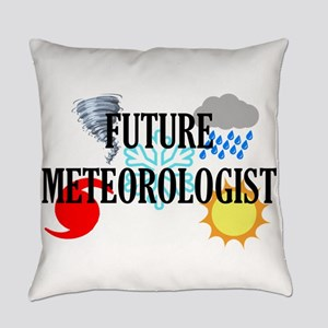 Future Meteorologist Everyday Pillow