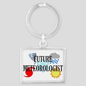 Future Meteorologist Keychains