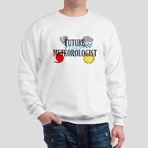 Future Meteorologist Sweatshirt