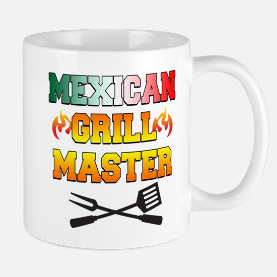 Mexican Grill Master Drinkware Mugs
