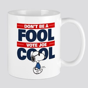 Vote Joe Cool Mugs