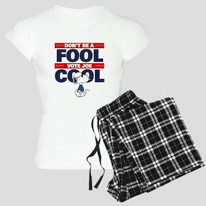Vote Joe Cool Pajamas