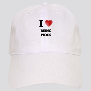 being pious Cap