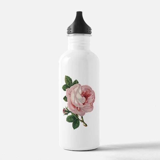 Cute Pink Water Bottle