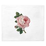 Elegant rose King Duvet