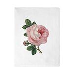 Elegant rose Twin Duvet