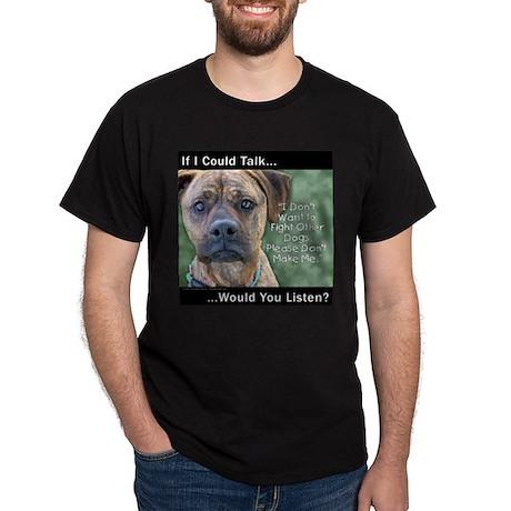 Stop Dog Fighting - Dark T-Shirt