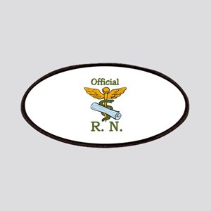 Official R.N. Patch