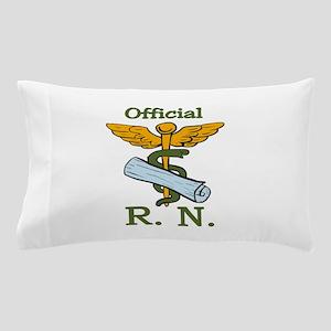 Official R.N. Pillow Case
