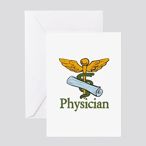 Physician Greeting Cards