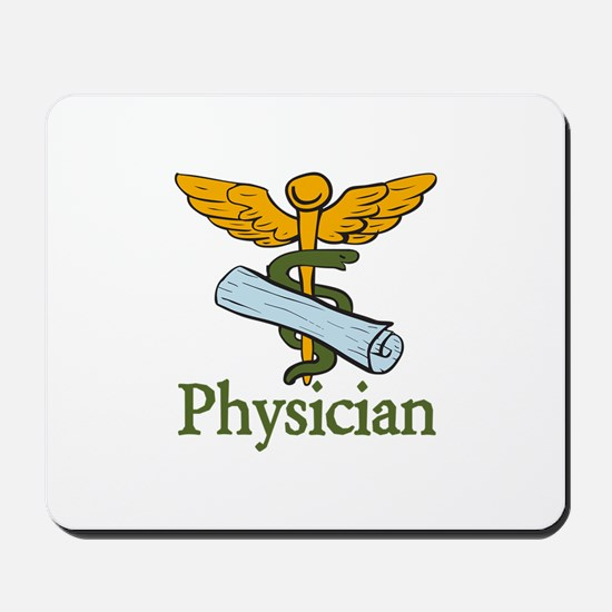 Physician Mousepad