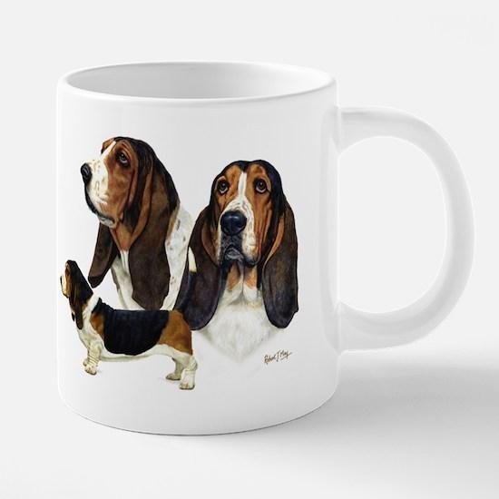 Basset Hound Mugs