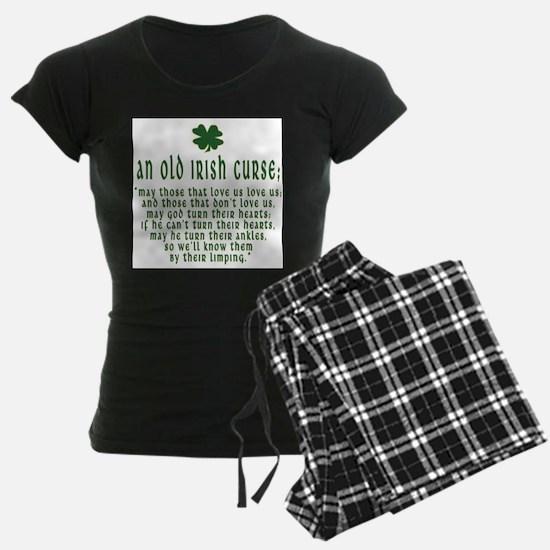 An Old irish curse Pajamas