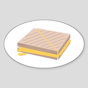 Grilled Cheese Sticker
