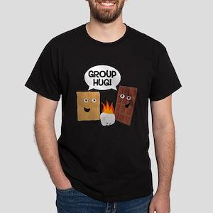 S'more Group Hug Dark T-Shirt
