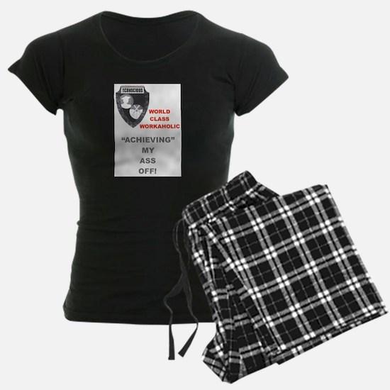 Cute Workaholics Pajamas