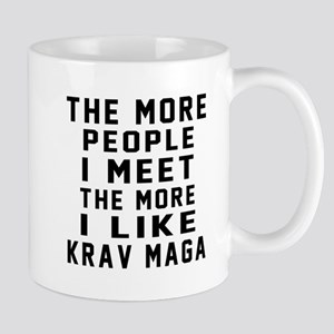 I Like Krav Maga Mug
