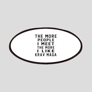 I Like Krav Maga Patch