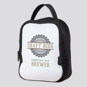 Support Local Neoprene Lunch Bag