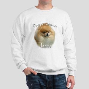 Pomeranian Mom2 Sweatshirt