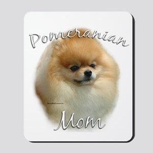 Pomeranian Mom2 Mousepad