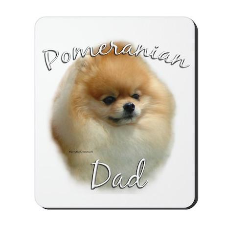 Pomeranian Dad2 Mousepad