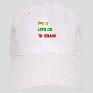 Let's go to Iceland Cap