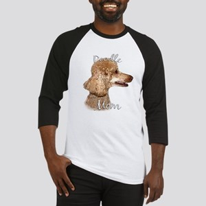 Poodle Mom2 Baseball Jersey