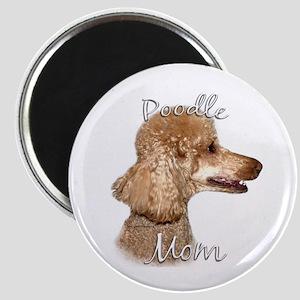 Poodle Mom2 Magnet