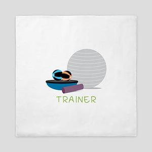 Exercise Trainer Queen Duvet