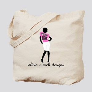 November Woman Tote Bag