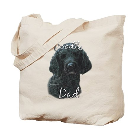 Poodle Dad2 Tote Bag