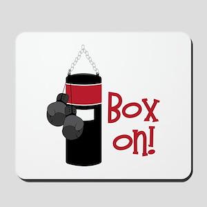 Box on! Mousepad