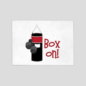 Box on! 5'x7'Area Rug
